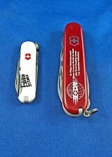 Victorinox Swiss Army Knife Special Edition CLIMBER & CLASSIC Collector Knives