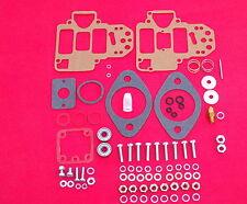 Weber 45 Dcoe Carburatore Kit di servizio. la copertura viti, cuscinetti, SPINDLE NUTS