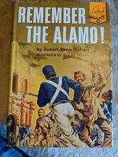 REMEMBER THE ALAMO! by Robert Penn Warren - 1958 - 1st Edition - LANDMARK
