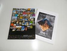 Dossier de presse press book ZEVS NOIR ECLAIR / Château de Vincennes  Street Art