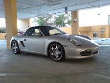 PORSCHE BOXSTER & S (987) 2005 - 2012 LOWERING SPRINGS BY VOGTLAND GERMANY
