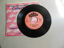 SPANIELS  dear heart / why won't you dance   COLLECTABLES 45