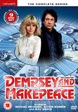 DEMPSEY AND MAKEPEACE - THE COMPLETE SERIES  - DVD - REGION 2 UK