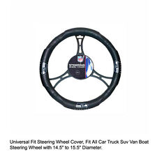 Northwest NFL Seattle Seahawks Car Truck Suv Van Boat Steering Wheel Cover