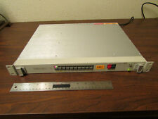 Grass Valley Group Ten-X-L Video Audio Rackmount