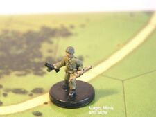 Eastern Front WEHRMACHT OBERLEUTNANT #50 Axis&Allies 1941-1945 miniature