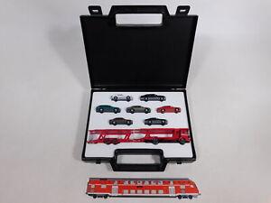 CU954-0, 5 #wiking H0 / 1:87 Model Car Set 1991 Mercedes-Benz / MB, Mint+Box