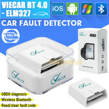 Viecar 4.0 Bluetooth v4.0 OBD2 Car Diagnostics Scanner For Android carista Apple