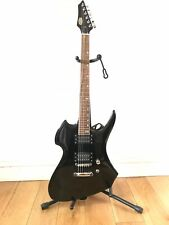 STAGG Right Hand Electric 6 string Gothic Rock Guitar Twin Humbucker Pickups
