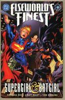 GN/TPB Elseworld's Finest Supergirl & Batgirl - Matt Haley Supergirl And Batgirl