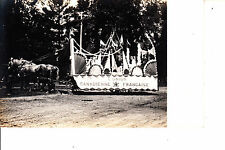 Quebec   Saint Jean Baptiste Day Float @ 1910 RPPC
