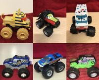 Hotwheels & Other Monster Jam Truck Toy Cars