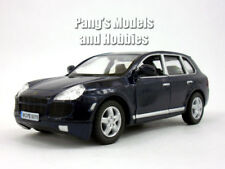 Porsche Cayenne 1/38 Scale Diecast Metal Model by Kinsmart - BLUE
