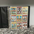 1972 TOPPS FOOTBALL COMPLETE SET (1-351) W/ ALL HIGH NUMBERS  Nice Set