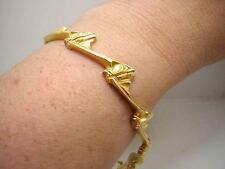 Lapponia Echtschmuck-Armbänder aus Gelbgold