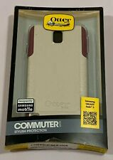 Otter Box Commuter Series for Samsung Galaxy Note 3 White/Purple