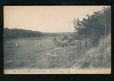 France Le-Touquet-Paris-Plage Sport GOLF LL Louis Levy used 1919 PPC