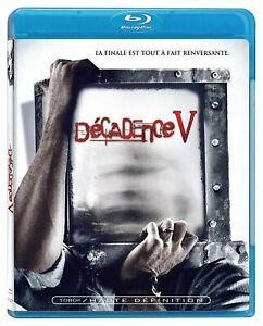 DecaDEnce V (Version française) [Blu-ray] NEUF