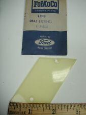 1965 Ford Galaxie 500 LTD 4 Door Hardtop Dome Pillar Lamp Light Lens - NOS