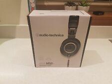 Audio-Technica ATH-M50X Casque-Noir