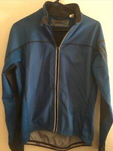 Mens Medium Long Sleeve Novara Cycling Jacket