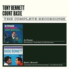Tony Bennett, Tony Bennett & Count Basie - Complete Recordings [New CD] Bonus Tr
