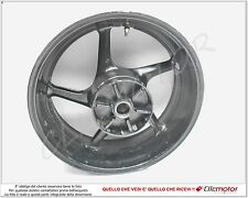 CERCHIO RUOTA POSTERIORE 17 X 6,00 rear wheel original for YAMAHA R1 1000 2007