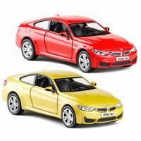 1:36 BMW M4 Die Cast Modellauto Auto Spielzeug Kinder Model Sammlung Geschenk