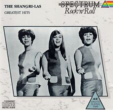 THE SHANGRI-LAS : GREATEST HITS / CD (SPECTRUM RECORDS 1988) - NEUWERTIG