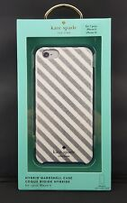 Kate Spade New York Diagonal Stripes Hybrid Hardshell Case iPhone 6 / 6s Plus