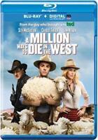A Million Ways To Die In The West Blu-Ray Nuevo Blu-Ray (8300680)