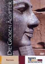 DVD * DIE GROßEN ÄGYPTER * NEU & OVP * Ramses * Discovery / Geschichte *