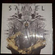 Samael – Above  LP 2009 WHITE vinyl