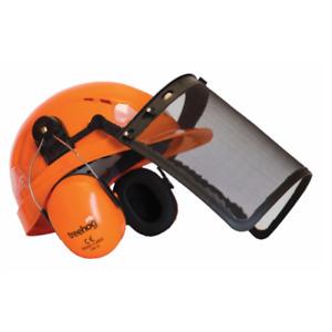 Treehog TH300 - OR  Forestry Helmet Kit  - Orange.