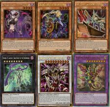 Yugioh Underworld Zombie Deck - Lancelot Dragocytos Tristan Isolde Ghost Charon
