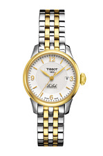 *BRAND NEW* Tissot Women's Gold Tone Stainless Steel Case  Watch T41.2.183.34