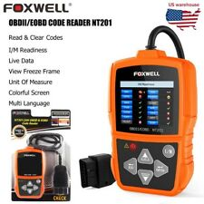 Foxwell Car Engine Diagnostic Scanner OBD2 Fault Code Reader Reset Tool CAN EOBD