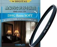 MARUMI DHG Retro Soft 72mm [Lens Filter] [Free Shipping]