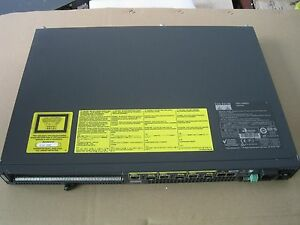 1PC Cisco 7301-AC AC Router 256MB Ram / 128F 3GE Ports Good Working
