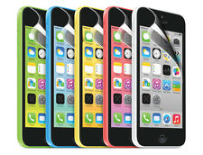 FRONT AND BACK SCREEN PROTECTOR FOR APPLE IPHONE 5C