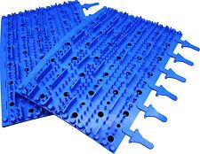 TOMCAT® PARTS RUBBER BRUSH (PAIR) BLUE REPLACEMENT FOR AQUABOT®  P/N: SP3002B