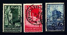 BELGIUM - BELGIO - 1934 - World Expo 1935 , Bruxelles