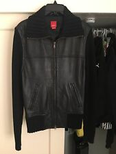 Esprit Leather Jacket Size S