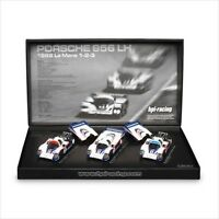 HPI hpi-racing 1/43 Porsche 956 LH 1982 Le Mans 24h #1 & #2 & #3 Special Set