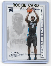 Victor Oladipo 2013-2014 Panini Signatures Blue Parallel Rookie Card  #31 06/10