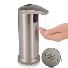 Automatic Soap Dispenser Pump Infrared Sensing Stainless Steel Liquid Soap