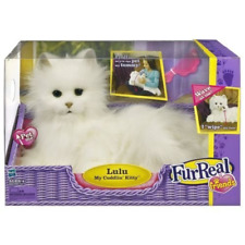 Interactive Toy FurReal Friends Lulu My Cuddlin Kitty Cat For Kids Ages 4 and Up