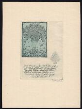 48)Nr.103 - EXLIBRIS-  Adolf Kunst, 1919