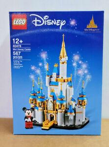 LEGO 40478 Mini Disney Castle | Birthday | Christmas | Decoration | Collection