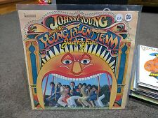 Johnny Young and the young talent team just for fun Record Vinyl Vintage R68